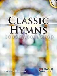 Classic Hymns - Flute (Book & CD)