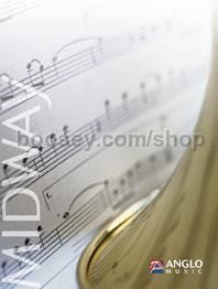 Variants on an English Hymn Tune - Brass Band (Score & Parts)