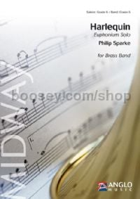 Harlequin - Brass Band (Score & Parts)