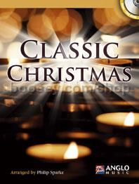 Classic Christmas - Alto Saxophone (Book & CD)