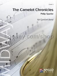 The Camelot Chronicles - Concert Band Score