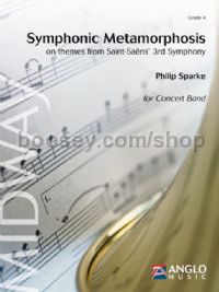 Symphonic Metamorphosis - Concert Band (Score & Parts)
