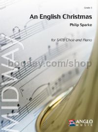 An English Christmas - SATB & Acc. (Score & Parts)