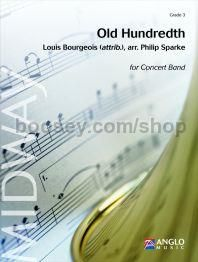 Old Hundredth - Concert Band (Score & Parts)