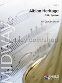 Albion Heritage - Concert Band Score