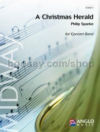 A Christmas Herald - Brass Band (Score & Parts)