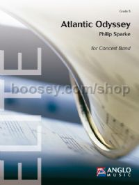 Atlantic Odyssey - Concert Band (Score & Parts)