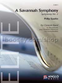 A Savannah Symphony - Concert Band (Score & Parts)