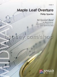Maple Leaf Overture - Concert Band Score
