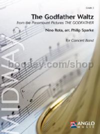 The Godfather Waltz - Concert Band (Score & Parts)