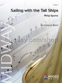 Sailing with the Tall Ships - Concert Band Score