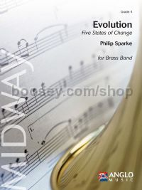 Evolution - Brass Band Score