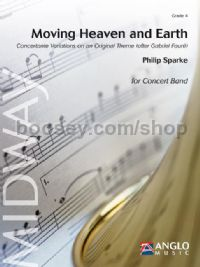 Moving Heaven and Earth - Concert Band Score