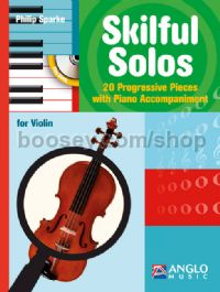 Skilful Solos - Violin (+ CD)