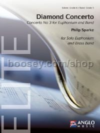Diamond Concerto - Brass Band Score