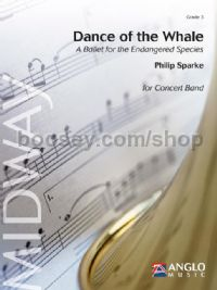 Dance of the Whale - Concert Band Score