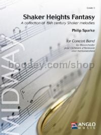 Shaker Heights Fantasy - Concert Band (Score & Parts)