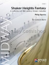 Shaker Heights Fantasy - Concert Band Score