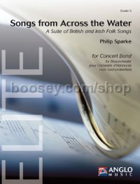 Songs From Across The Water (Score)
