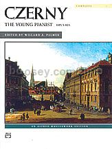 Young Pianist Op. 823 (complete)