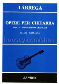 Works for Guitar, Vol. 3 (Original Compositions)