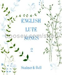 English Lute Songs Book 2: Voice & piano