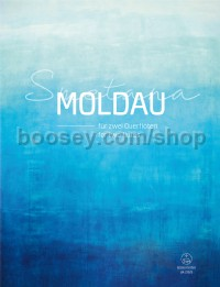 Moldau for two Flutes
