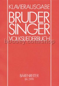 Bruder Singer 270 Songs Of Our People (g) piano
