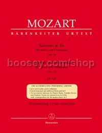 Horn Concerto No.3 in E-flat major K447