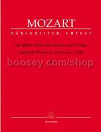 Complete Works for Violin & Piano, Vol.II