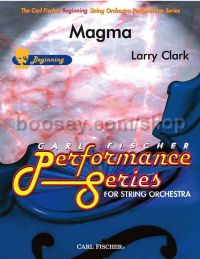 Magma Beginning String Orchestra Set (Carl Fischer Performance Series)