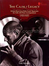 The Casals Legacy for cello & piano