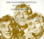 Unanswered Question: Six Talks at Harvard (Charles Eliot Norton Lectures) Paperback