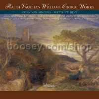 Various Choral Works (Hyperion Audio CD)