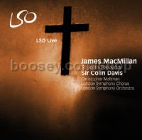St John Passion (LSO LIVE Audio CD 2-Disc Set)