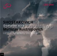 Symphony No.8 in C minor Op 65 (LSO LIVE Audio CD)