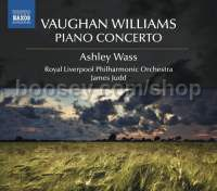 Piano Concerto in C major/The Wasps (Aristophanic Suite) and other works (Naxos Audio CD)