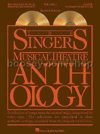 Singer's Musical Theatre Anthology 1 Tenor (Book & CDs)