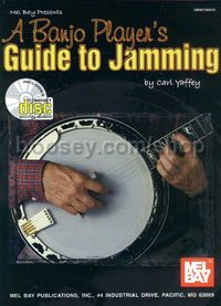 Banjo Player's Guide To Jamming (Bk & CD)