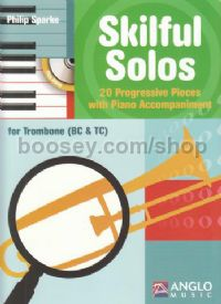 Skilful Solos for Trombone (+ CD)
