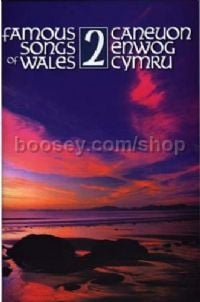 Famous Songs of Wales 2 Pvg