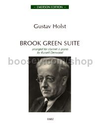 Brook Green Suite (arr. clarinet & piano)