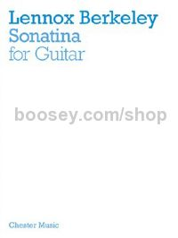 Guitar Sonatina (revised 2012)