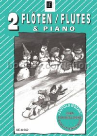 Musical Sleigh Ride (Flute Duo & Piano)