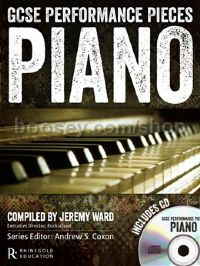 GCSE Performance Pieces: Piano (Bk & CD)