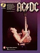 AC/DC Guitar Signature Licks (Bk & CD)