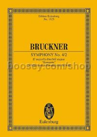 Symphony No.4/2 in Eb Major (Orchestra) (Study Score)