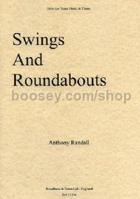 Swings And Roundabouts (Horn or Tenor Horn & Piano)