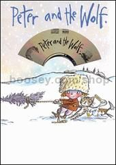 Peter & The Wolf Op 67 (Naxos Audio CD)
