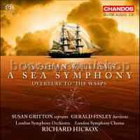 "Symphony No.1 ""A Sea Symphony""/The Wasps Overture (Chandos SACD Super Audio CD)"